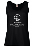Cadence Womens Colourguard Vest - SS051
